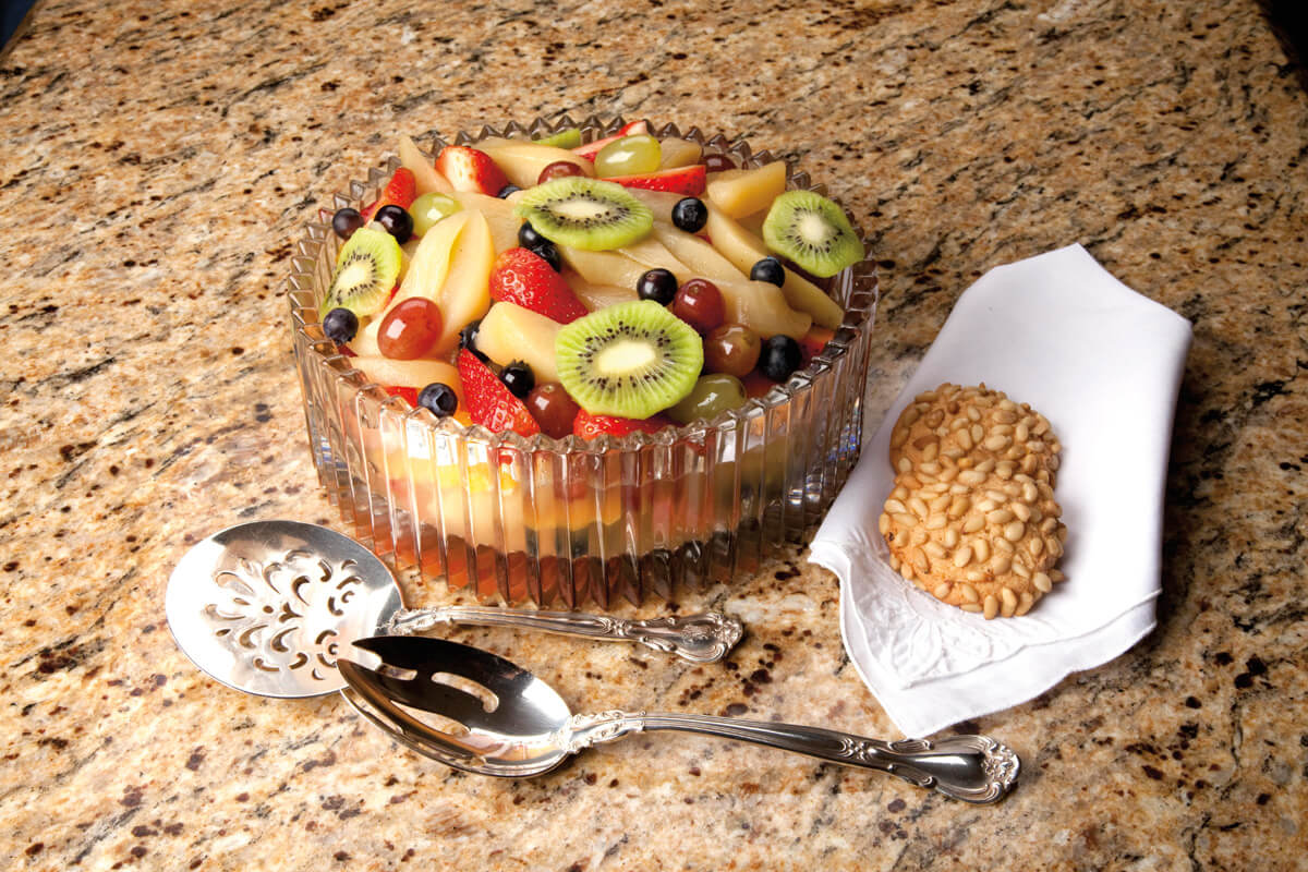 Jeweled Fruit Compote